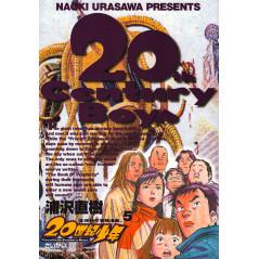 Couverture manga d'occasion 20th Century Boys Tome 05 en version Japonaise