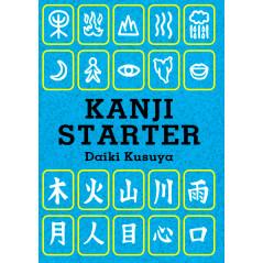 Couverture livre apprentissage d'occasion Kanji Starter