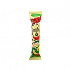 Snack Japonais à base de maïs avec ici une saveur de Potage de Maïs