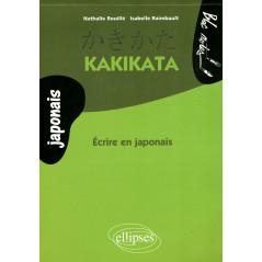 Couverture du livre Kakikata d'occasion en Francais pour l'apprentissage du Japonais