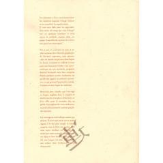 Face arrière livre apprentissage d'occasion Japonais Les Kanjis Dans la Tête